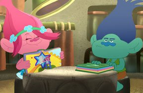 Trolls: The Beat Goes On! Interview: Skylar Astin and Amanda Leighton