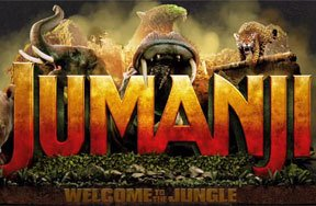 Transport to Jumanji with the Film's Home Release and Escape Room