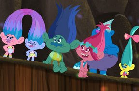 New Videos: DreamWorks Trolls: The Beat Goes on! Season 2