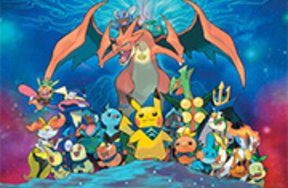 New packs are releasing for the Pokémon trading card game.