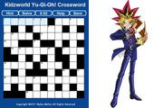 Preview yu gi oh crossword pre