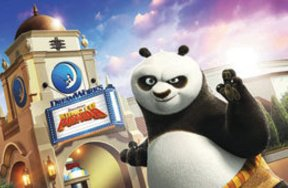 Kung-Fu Panda: The Emperor's Quest All New Attraction