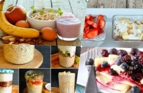 No-Cook Energy-boosting Breakfasts