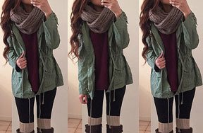 All About Layers: How To Dress For Fall and Winter