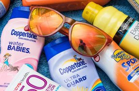 Preview all about sunscreen pre