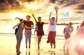 Preview micro beach people jumping young romance ceremony pxhere 2