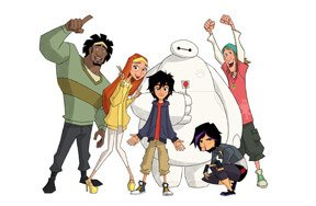 Big Hero 6: Return of Baymax TV Movie Review