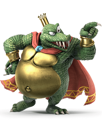 King K. Rool returns to antagonize the Kongs.