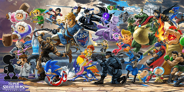5 New Characters Confirmed for Super Smash Bros Ultimate