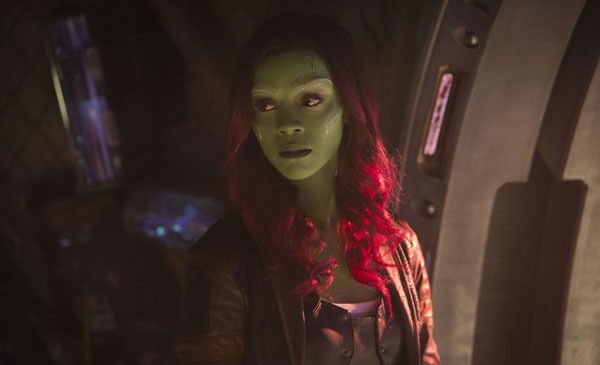 Can Gamora meet with Thanos and live?
