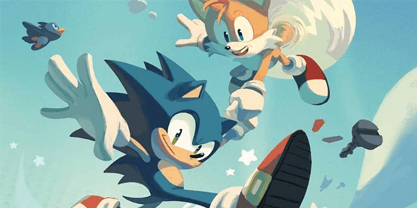 A Live-Action Sonic the Hedgehog Movie is in Production