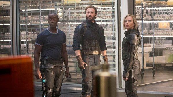 War Machine, Capt. America and Black Widow want to help