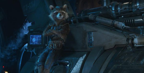 Rocket Raccoon hates being called Rabbit by Thor