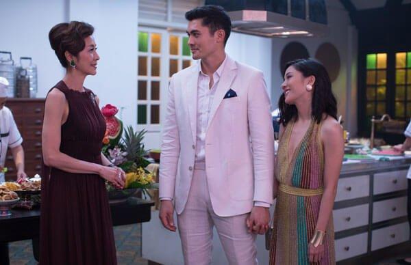 Rachel meets Nick's mom Eleanor