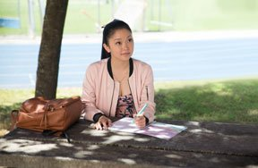 Lana Condor Talks To All the Boys I've Loved Before