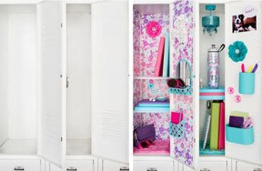 Locker Style Tips