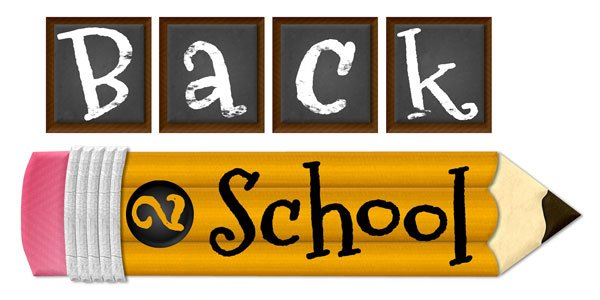It's time to get back into school mode.