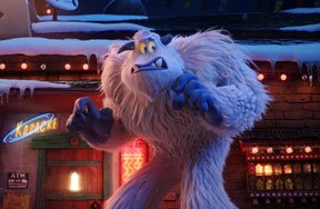 Meet Migo the Yeti and Friends at the Smallfoot Village Experience