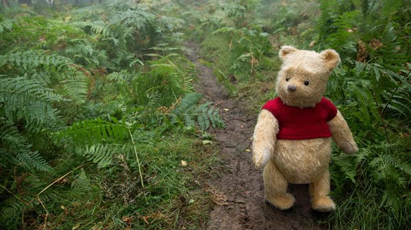 Pooh can't find his friends