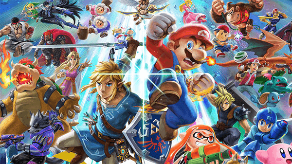 Super Smash Bros. Ultimate is going to bring all the classic characters together in a single game.