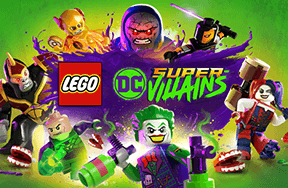 The Latest LEGO DC Super-Villains Story Trailer