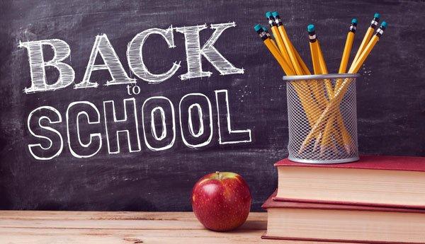 Head back to school unique