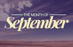 Preview the month september pre