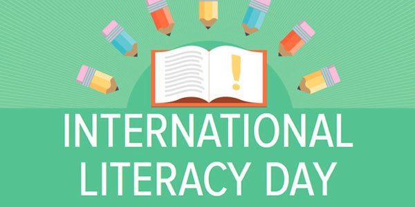 September 8: International Literacy Day