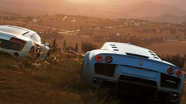 Forza Horizon 2 is a perfect Gold addition to return to or try for the first time.