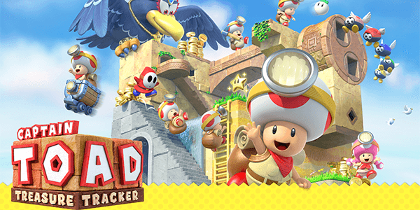 Captain Toad: Treasure Tracker Nintendo Switch Game Review