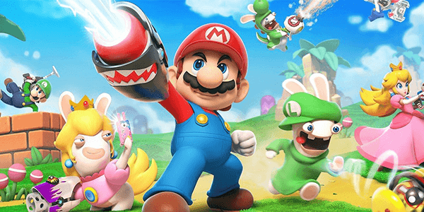 The Best Game I Played: July 2018 | Mario   Rabbids