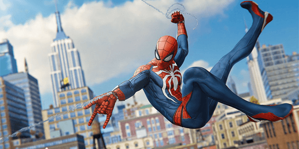 Feature feature sticking with spider man ps4