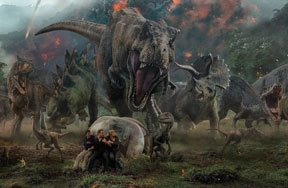 Jurassic World: Fallen Kingdom Blu-ray Review