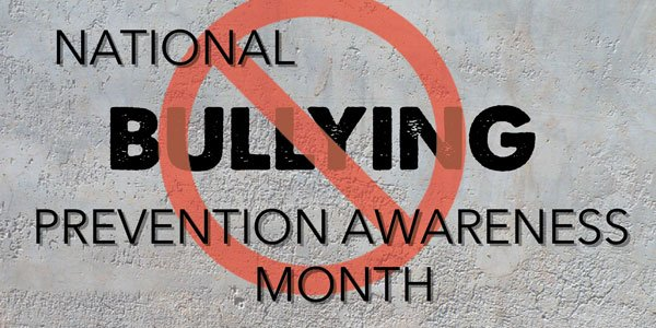 Feature bullying awareness month feat