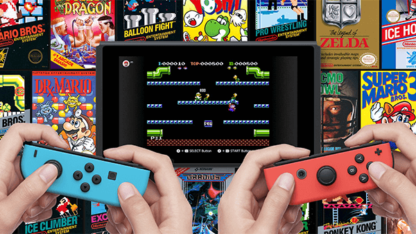 Nintendo Switch's NES library is small but sets a good standard for what's to come.