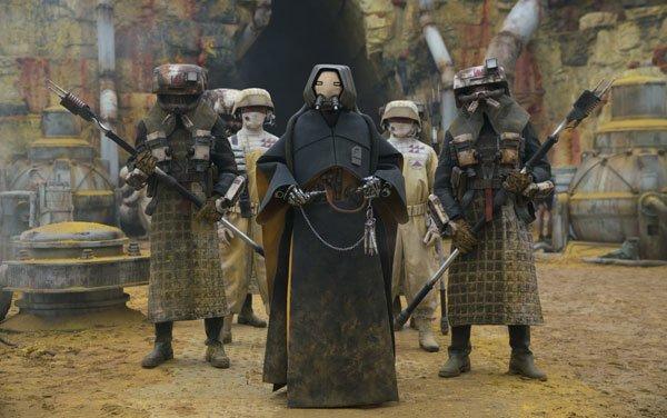 Rebels ready to start a rebellion