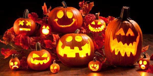 Feature pumpkin carving feat