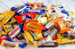 Top 10 Halloween Candy