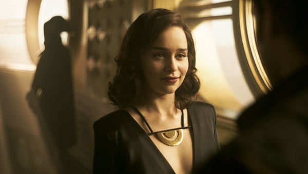 Han sees Qi'ra after a long time