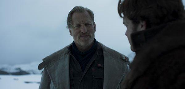 Beckett advises Han to trust nobody