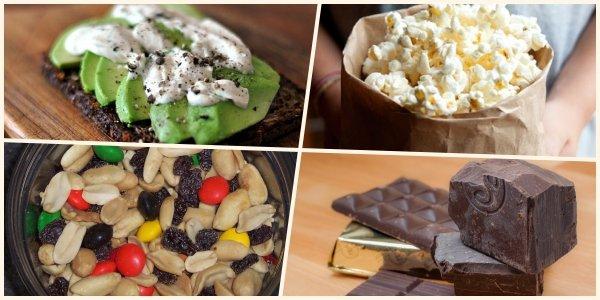 Feature focus foods after school snacks
