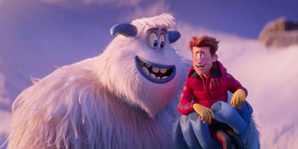 Feature smallfoot review feat