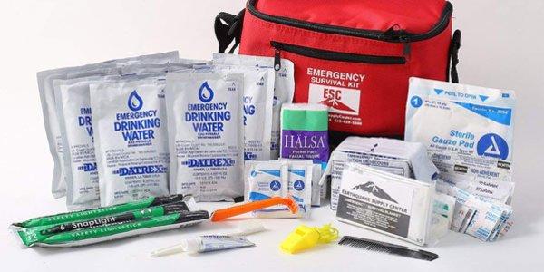 Earthquake: How to make an Emergency Supply Kit