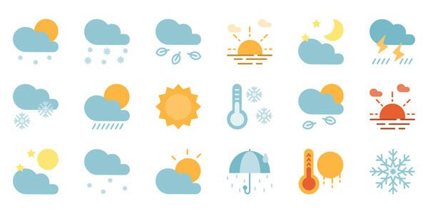 Feature weather fun facts feat