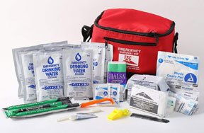 Earthquake: How to make an Emergency Supply Kit