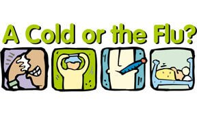 Preview cold or flu pre