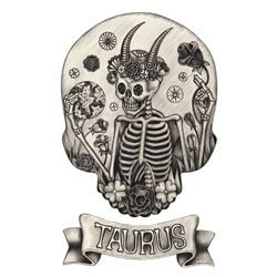 Taurus gets scary when they lack control.