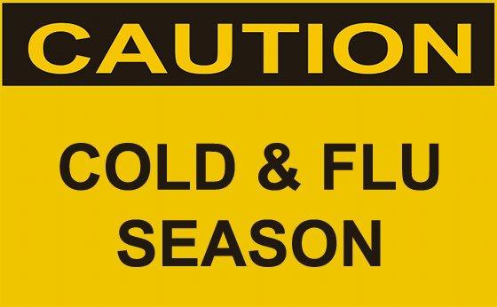 Cold and flu season head!