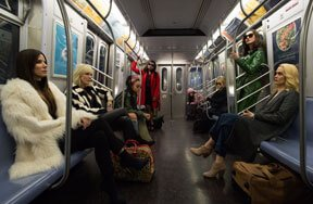 Preview oceans 8 blu ray pre