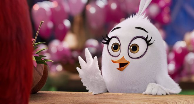 The Angry Birds Movie 2 Blu Ray Review Cute Interactive Extras